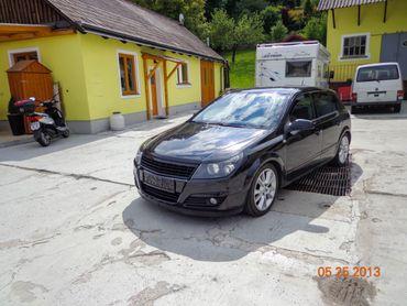 Opel Astra H Turbo