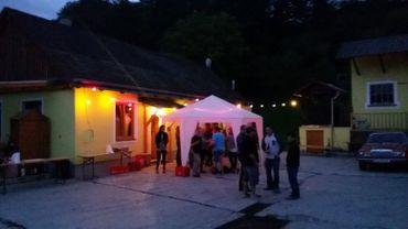 Vereinsessen 2015