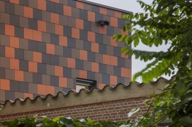 Ardonit, Terracotta, Manganese brown, Blue-black, Herwijnen