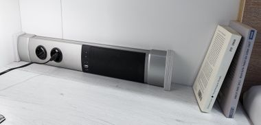 Smarter USB Lautsprecher.