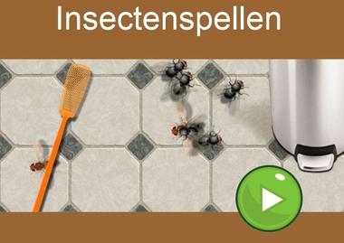 Insectenspellen 2, kleuteridee