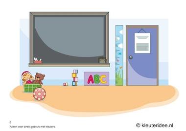 6. Kritsich luisteren, kleuteridee.nl, critical listening preschool, Dutch and English version.