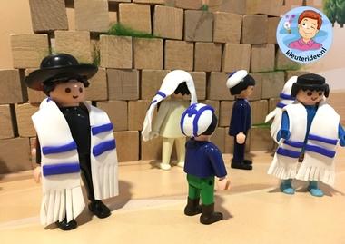 Thematafel Israel voor kleuters, kleuteridee, Kindergarten Israel theme 2.