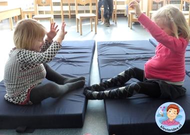 Zwangerschapsgym in de klas, thema baby voor kleuters, kleuteridee.nl, Kindergarten baby theme