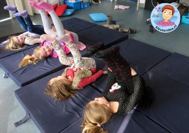 Zwangerschapsgym in de klas 3, thema baby voor kleuters, kleuteridee.nl, Kindergarten baby theme