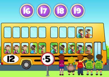 Bussommen tot 20