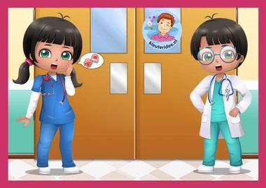 doktersspel kleuteridee
