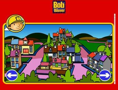 Bob de Bouwer spelen op kleuteridee.nl