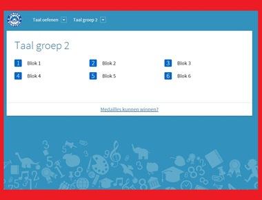 Taal groep 2 op kleuteridee.nl