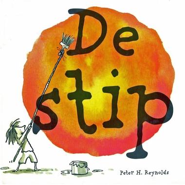 De stip, thema kunst voor kleuters, kleuteridee.nl , Art theme preschool.1