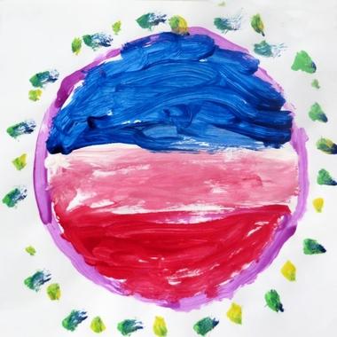 De stip, thema kunst voor kleuters, kleuteridee.nl , Art theme preschool.4