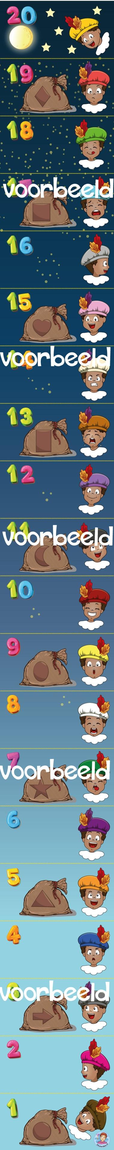 Bee-Bot mat Piet, kleuteridee, Sinterklaas, 5 december