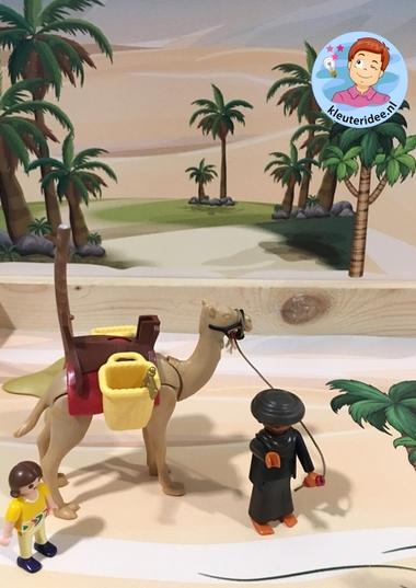 Thematafel Israel voor kleuters, kleuteridee, Kindergarten Israel theme 4.