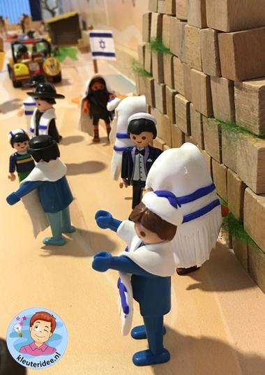 Thematafel Israel voor kleuters, kleuteridee, Kindergarten Israel theme 5.