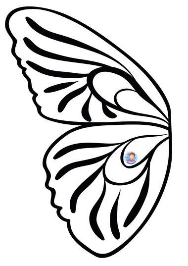 vleugels voor vlinders 2, kleuteridee