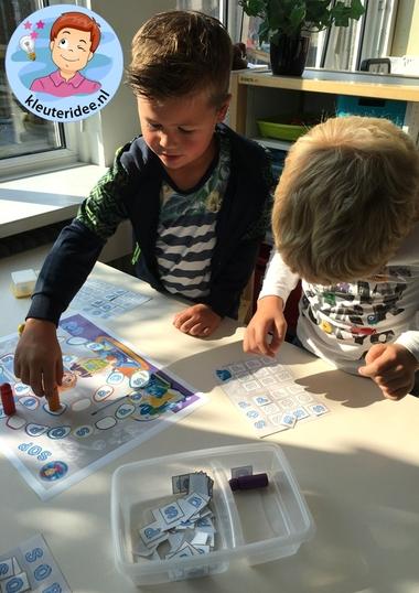 Spellen, thema huishouden, kleuteridee, kindergarten housekeeper games 2