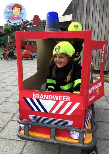 brandweerwagen knutselen op de stuurkar, thema brandweer, kleuteridee, fire fighters kindergarten theme 1g.jpg