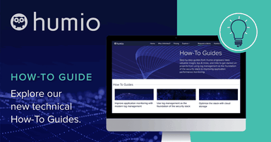 Introducing Humio How-To Guides