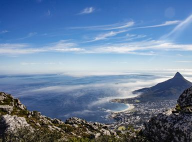 View from Table Mountain