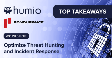 The key to faster threat hunting: Log everything
