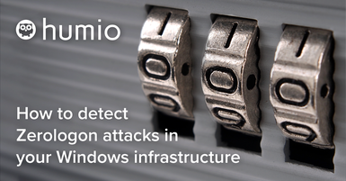 How to detect Zerologon attacks in your Windows infrastructure