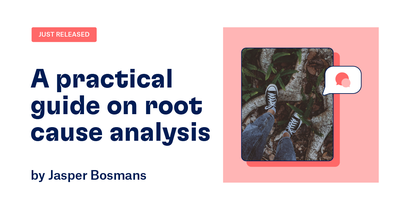 Just released A Practical Guide on Root Cause Analysis