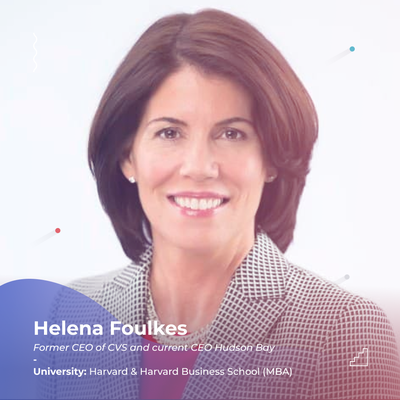 Helena Foulkes