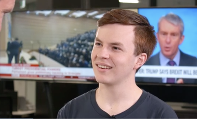 Watch NZH Focus: Havard whiz-kid turns dreams into reality