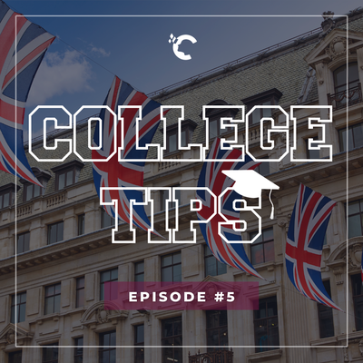 College Tips - A Deep Dive into the UK Personal Statement with Crimson Strategist, Abbi Colwyn