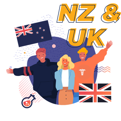 NZ & UK Med
