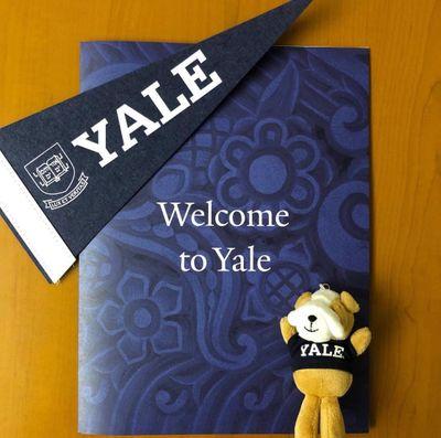 Yale Admit