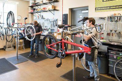 Boise State Bikes