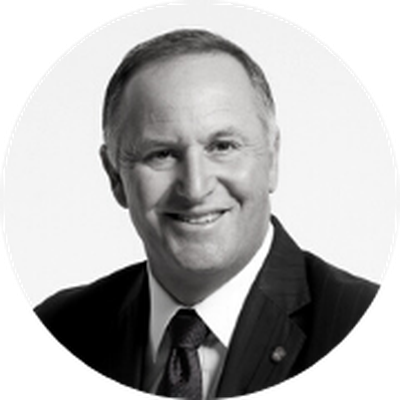 Rt Hon Sir John Key
