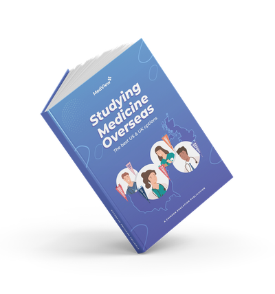 Studying Medicine Overseas eBook