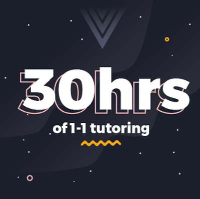 30hrs of tutoring