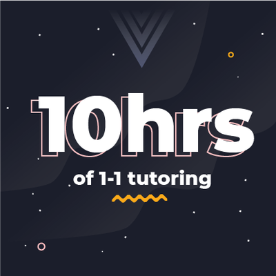 image saying 10hrs of tutoring