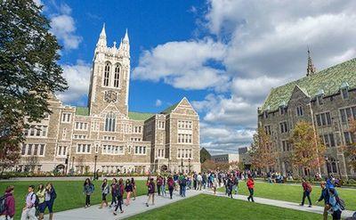 Boston College 2