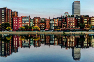 Best College Town Boston