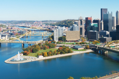 Best College Town Pittsburgh