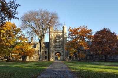 Best College Town Ann Arbor Michigan