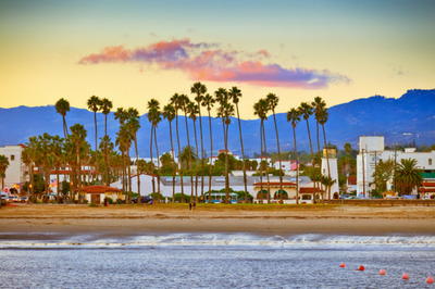 Best College Town Santa Barbara