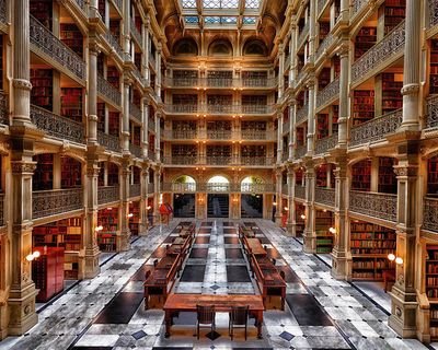 Johns Hopkins Library