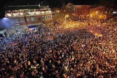 Unc Chapel Hill Halloween