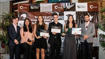 Tauranga Girls' College Māori student receives $20K education scholarship boost