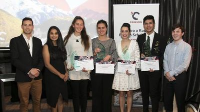 Young Maori receive $20,000 scholarships to help reach global unis