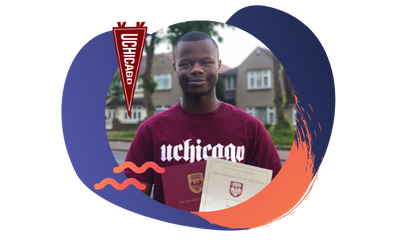 University of Chicago student Don