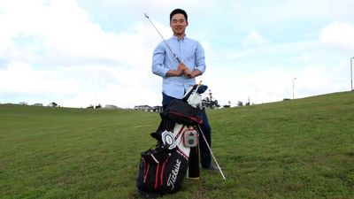 Michael Li bound forUnited States to pursue PGA and academic careers