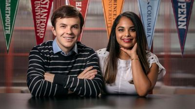 Junior Guides: How Two 23-Year-Olds Are Building A College Prep Empire