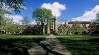 University Of Michigan 4
