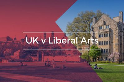 Uk V Liberal Arts